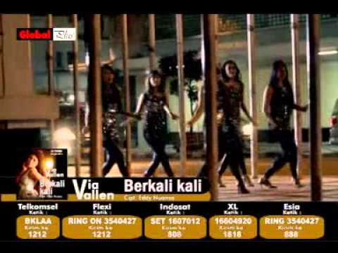 "Free Download Hit's Single"" Full Version Edition"" Via Vallen - Berkali Kali Hd. By: Bery Mp3 dan Mp4"