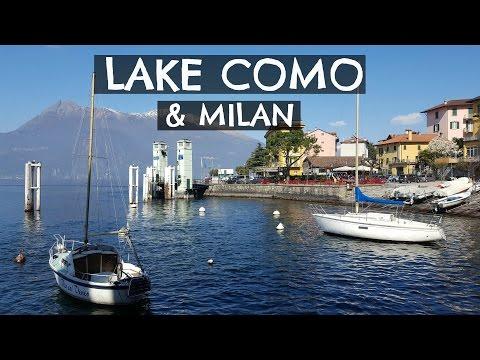 A weekend in Lake Como & Milan
