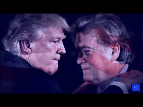 Donald Trump goes to war with former chief adviser Steve Bannon