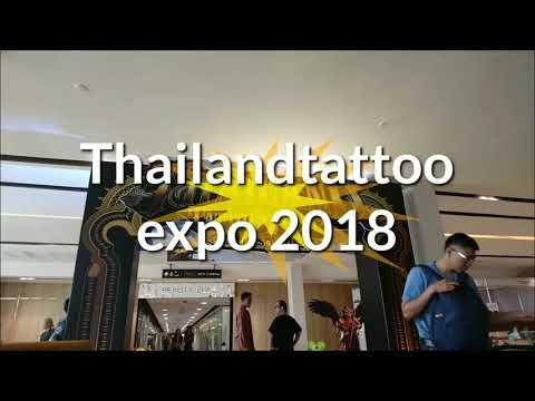 BANGBANG BANGKOK番外編 / 【イベント】Thailand Tattoo Expo 2018に行ってきました