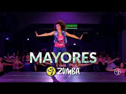 """MAYORES"" / Zumba® Choreo By Alix (Becky G, Bad Bunny, Cristian Tomas REMIX)"