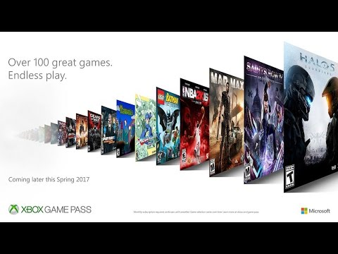 Xbox Game Pass Could Be A Game Changer For The Industry - H.A.M. Radio Podcast Ep 98