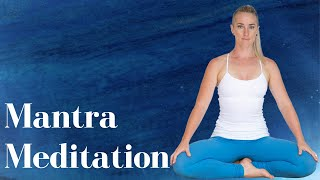 10 Minute Mantra Meditation For Deeper Awareness