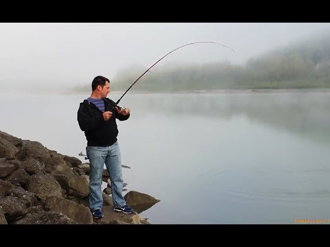 Fishing In Grande Prairie Alberta Canada 4K