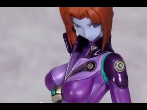 Figure Girls Collection Space Battleship Yamato 2199 Melda Dietz pilot suit Ver