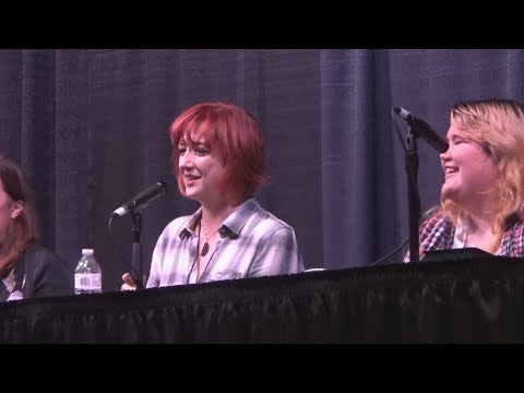 Women in Animation Panel - EQLA 2017