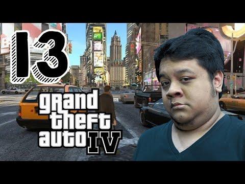NIKO, SANG SUPIR PRIBADI (13) GTA IV Indonesia