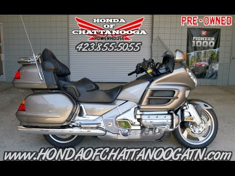 used 2004 honda gold wing for sale - tn / ga / al area pre-owned
