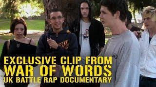 War Of Words - Battle Rap in the UK [Exclusive Clip]