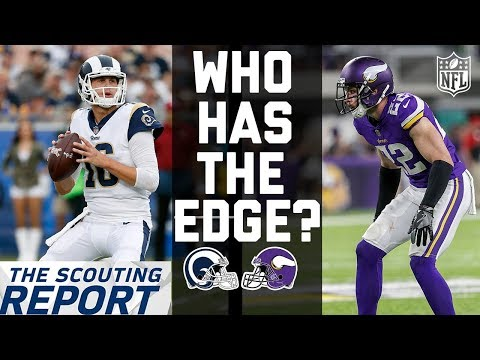 Jared Goff vs. the Vikings Defense: Who has the Edge? | Scouting Report  | NFL Network