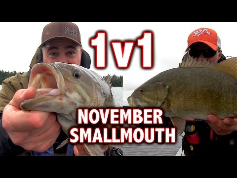 SMALLMOUTH 1v1 - November Nopiming Throwdown - Manitoba Eastern Region