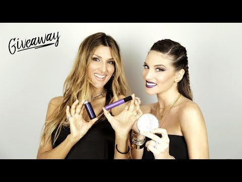 Tutorial με την Αθηνά Οικονομάκου | GIVEAWAY | Roula Stamatopoulou