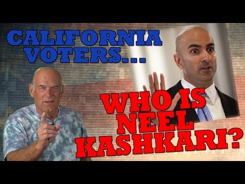 CALIFORNIA VOTERS: WHO IS NEEL KASHKARI? | Jesse Ventura Off The Grid - Ora TV