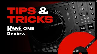 RANE ONE Review | Tips and Tricks