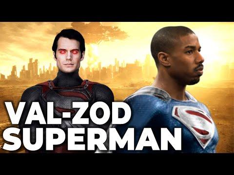 VAL-ZOD Superman HBO Max Series In Development!