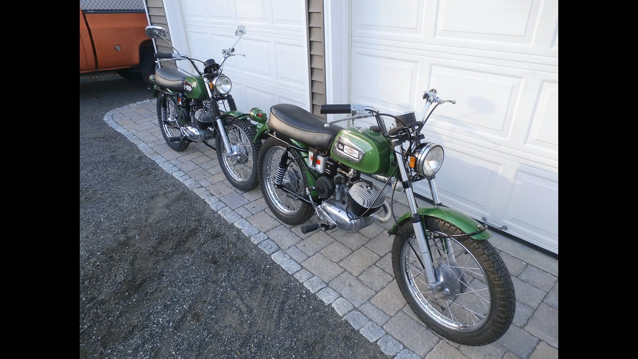 two 1971 aermacchi harley davidson rapido 125cc motorcycles restored by sonny 39 s m c repair. Black Bedroom Furniture Sets. Home Design Ideas