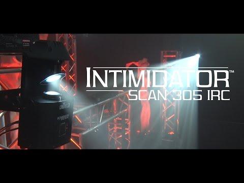 Chauvet Dj-Intimidator Scan 305IRC