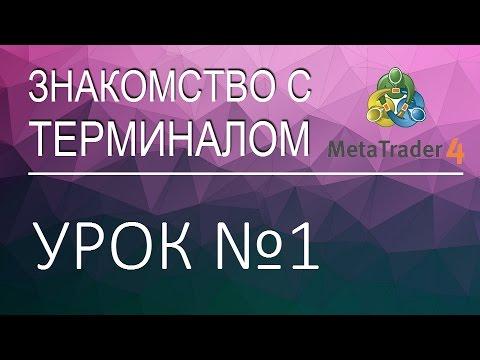 MetaTrader 4 - Урок 1: Как скачать и установить терминал на свой компьютер.