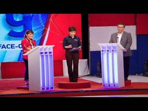 Tapatang Gov. Imee Marcos at Atty. Chel Diokno  | #Debate2019