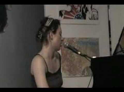 Amanda Palmer (Dresden Dolls) - Bank of Boston Beauty Queen