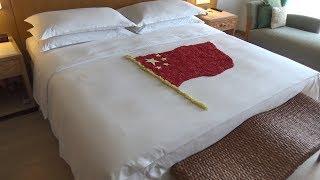 Отель Шератон в Санья на Хайнане с прозрачными туалетами и другими нюансами