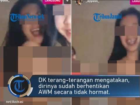 VIRAL, Bidan AMW Di Sumsel Live Bugil Pakai Aplikasi Boom Live
