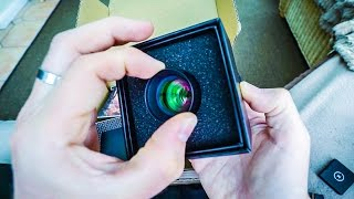 Download Video AMAZiNG NEW iPHONE LENS MP3 3GP MP4