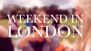 WIAT+VLOG: WEEKEND IN LONDON - london vegan fruitluck & BriannaJackfruitson