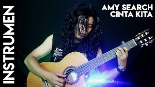 Cinta Kita Amy Search Fingerstyle