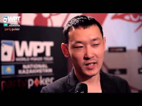 Первый день Main Event WPT National Kazakhstan