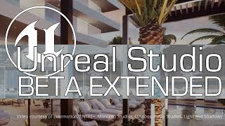 Unreal Studio Beta Extended (And Free!)