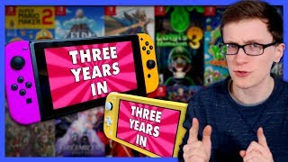 Nintendo Switch: Three Years In - Scott The Woz