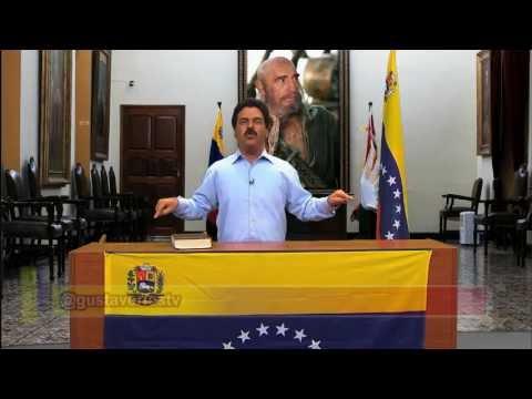 """MADURO HABLA DE GLOBOVISION Y CNN """"HUMOR"""""""