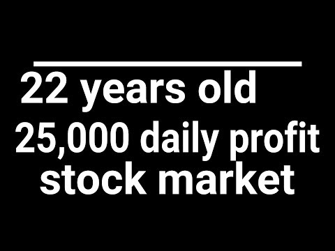 25,000 Daily PROFIT by 22 YEARS OLD TRADER.Crude oil Trading profit LIVE proof. Mohit Gupta