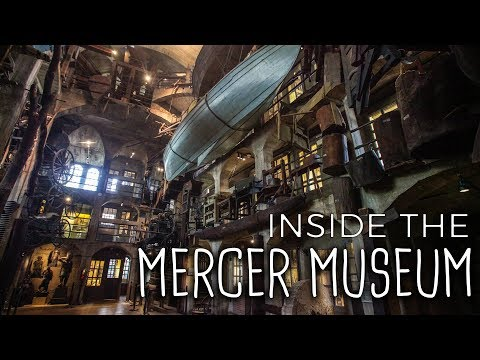 The Mercer Museum is one of the coolest-looking museums in America