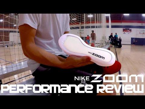Nike Kobe XI (11) Full Length Zoom Midsole - Performance Review