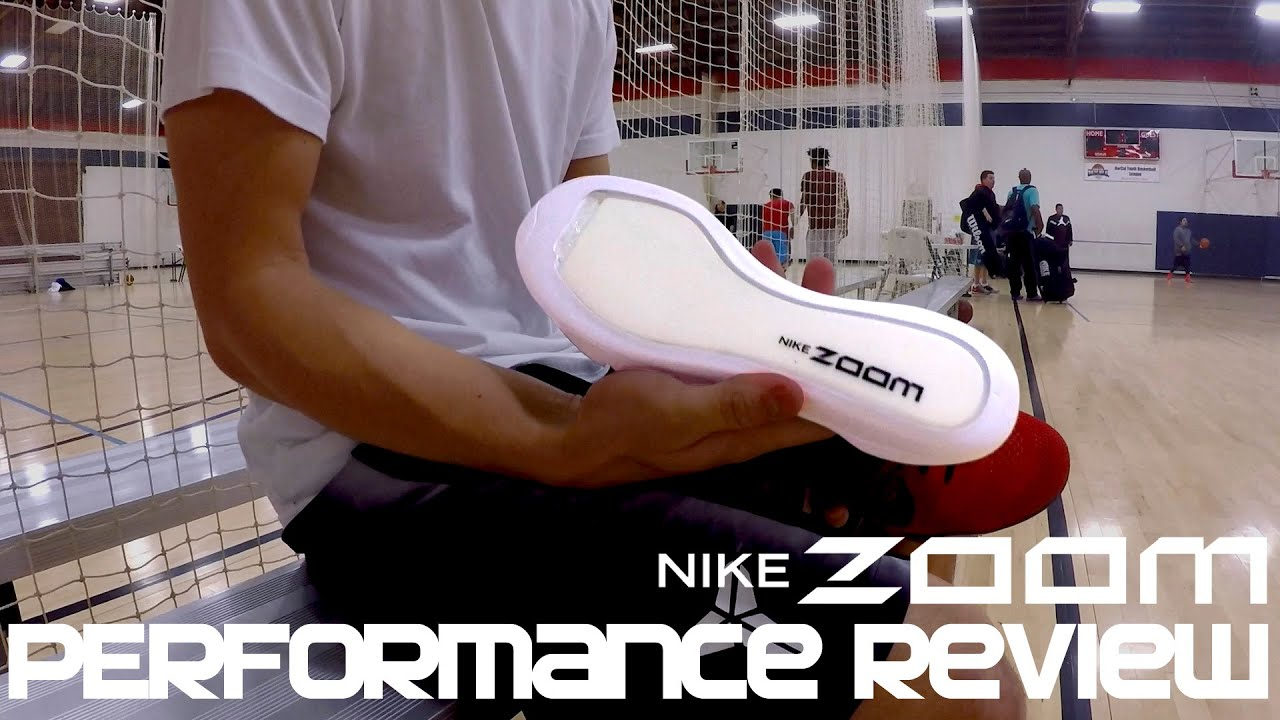 Nike Kobe XI (11) Full Length Zoom Midsole - Performance Review - YouTube