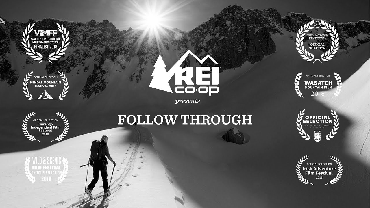 da71ac126c Follow Through: Caroline Gleich's Dream to Ski Utah's Most Difficult Lines    REI Co-op Journal
