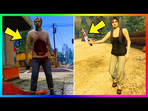 The MOST Creepy & Disturbing Characters In Grand Theft Auto That Will Make You Cringe!