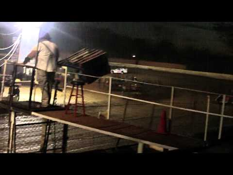 lake cumberland speedway 10 22 11 late model heat 3 part 2