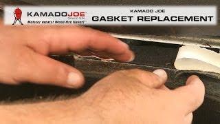 Kamado Joe - How To Replace Your Gasket