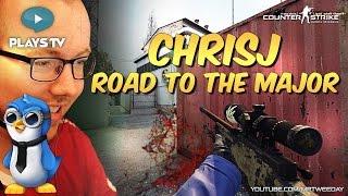mouz's chrisJ was key for the major qualification! Grats :) ▸ Happy...