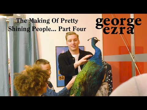 George Ezra - The Making Of Pretty Shining People (Part Four)
