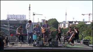 Max Herre + Philipp Poisel - Wolke 7 [Auf den Dächern Festival]