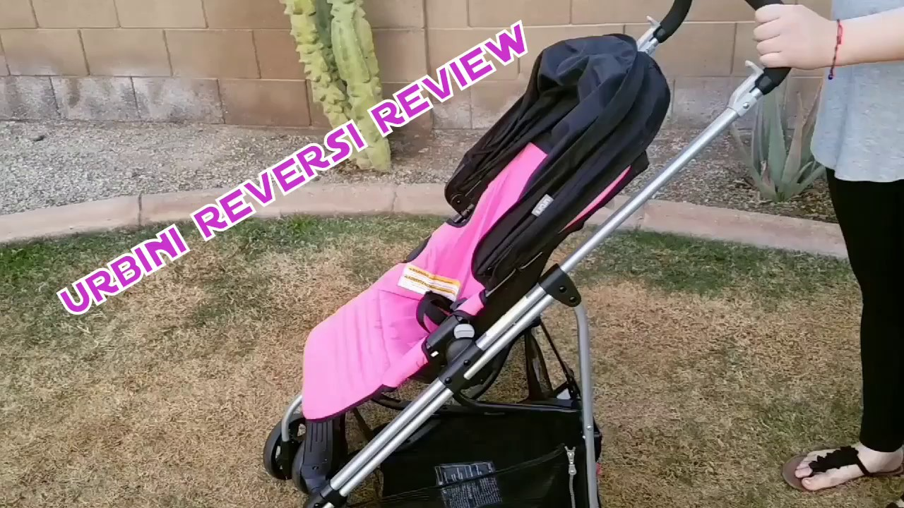 Urbini Reversi Stroller Review Berry