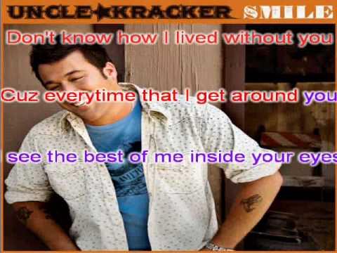 smile uncle kracker karaoke