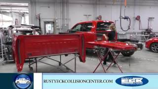 Collision Center - F150 Repair Process - Updated
