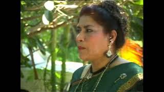 """Khon Zababdar"" scene  b y  Comedian Ben Evangelisto, Fatima and Roshan"