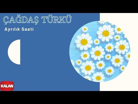 Çağdaş Türkü - Ayrılık Saati - [ Bekle Beni © 1999 Kalan Müzik ]