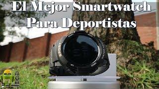 SmartwatchNO.1 F6 Excelente Para deportistas - 4to Aniversario Gearbest Descuentos Por Montón.